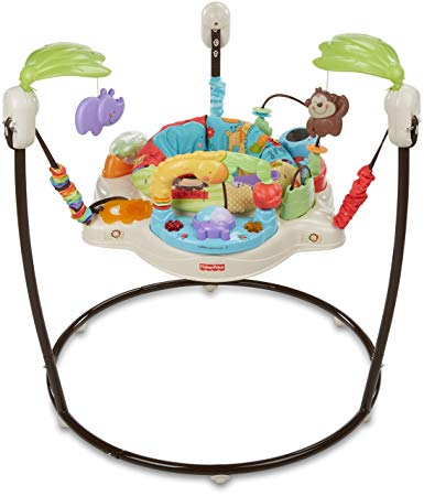 212d18ed280c Fisher-Price Luv U Zoo Jumperoo Review - Best Baby Jumper